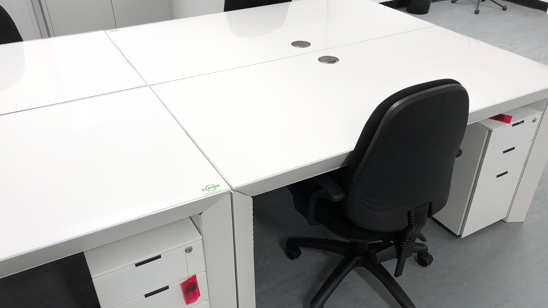 More fully recyclable office furniture at Skanska