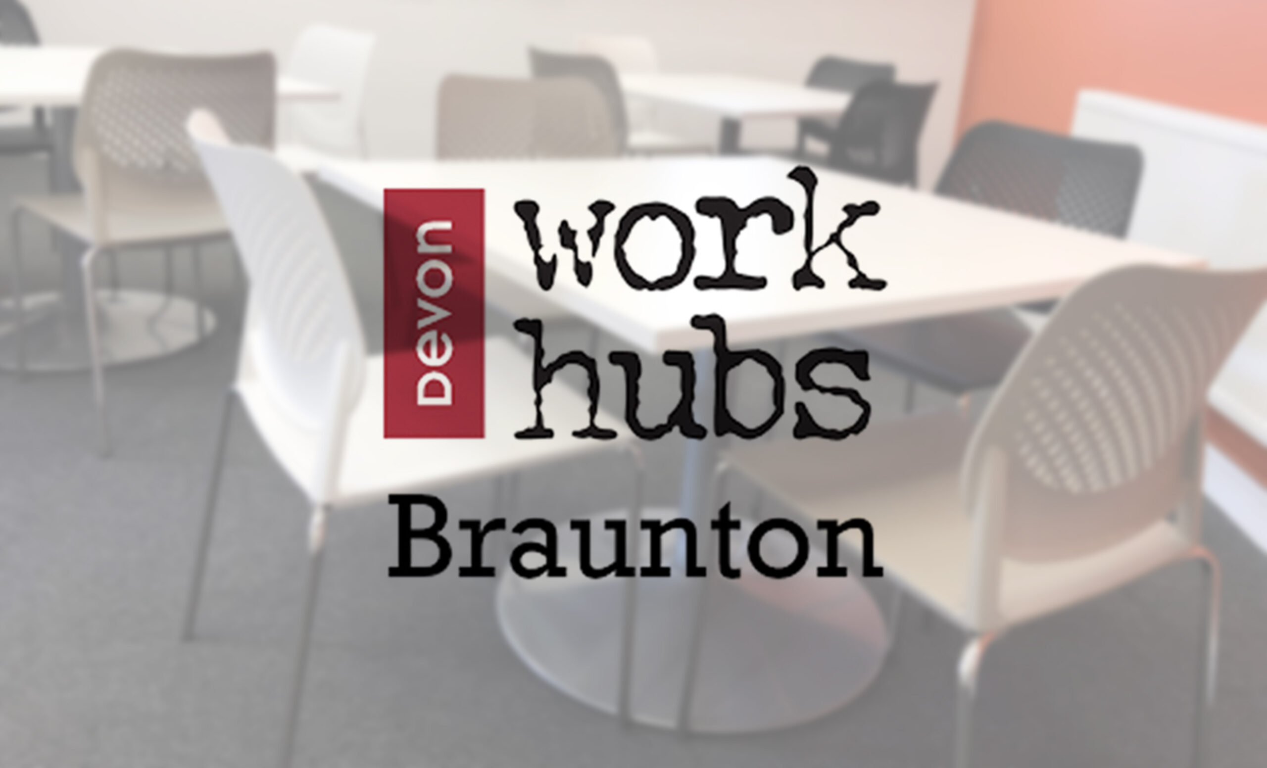 Ultra-modern WORKHUB for Braunton Parish Council facility