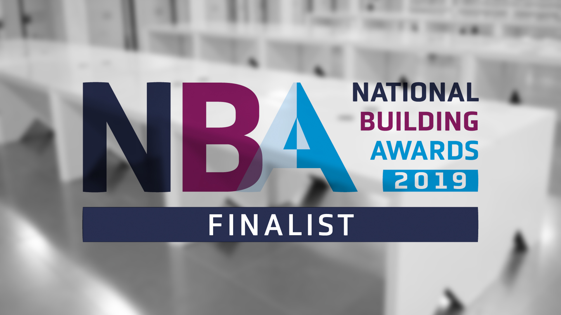 TCi announced as finalist at the National Building Awards with ECO360® Cardboard Desks