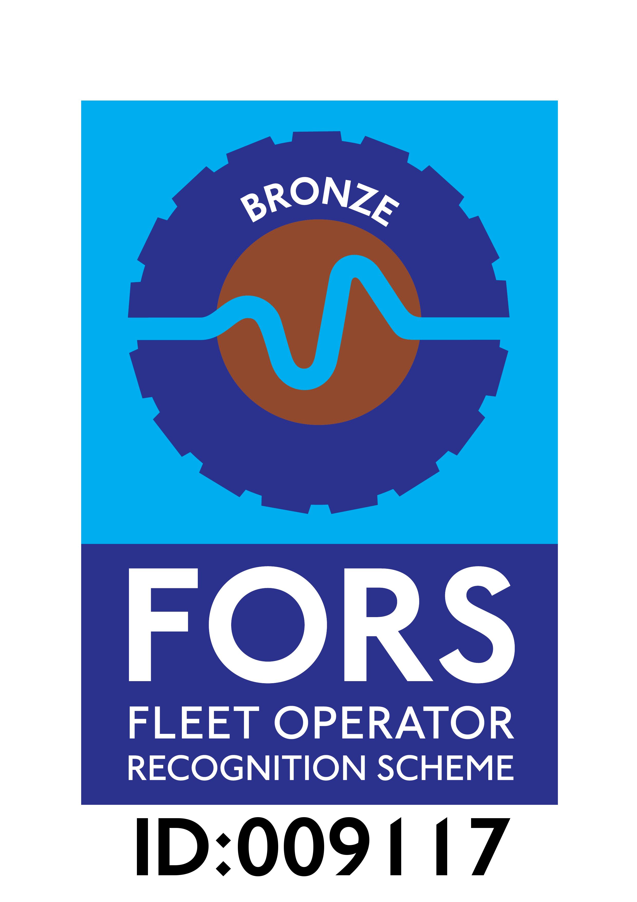 009117 FORS bronze logo