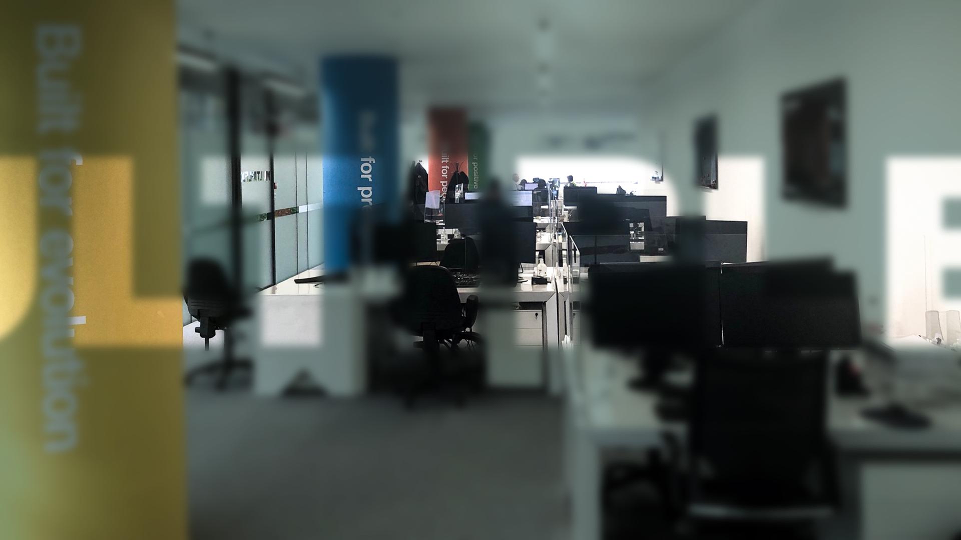Bankside Yards project team office
